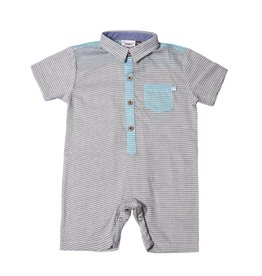 Fore Axel & Hudson Boardwalk Romper