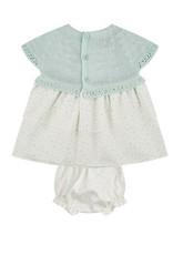 paz rodriguez Aquamarina Dress Set