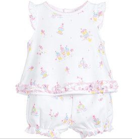 Kissy Kissy Candy Castles Sunsuit
