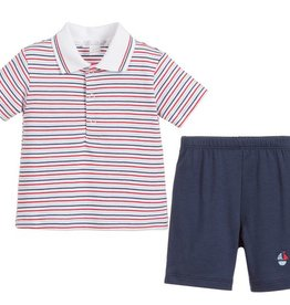 Kissy Kissy Nautical Blue Set
