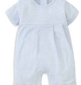 Kissy Kissy Blue Baby Breeze Playsuit