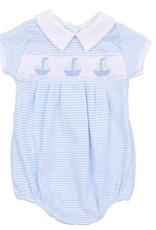 Magnolia Baby Blue Sailboats Bubble