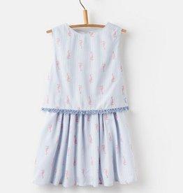 Seahorse Stripe Dress