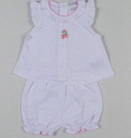 Kissy Kissy Strawberry Patch Sunsuit