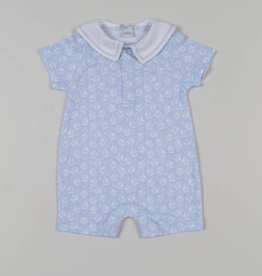 Kissy Kissy Gone Sailing Playsuit