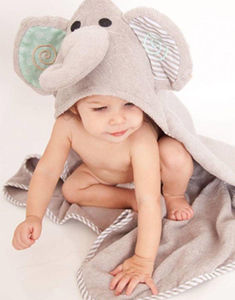 zoocchini Baby Hooded Towel
