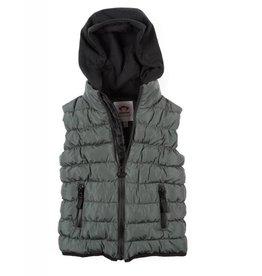 Appaman Grey Apex Puffer Vest