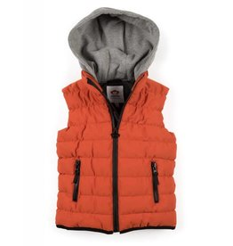 Appaman Orange Apex Puffer Vest