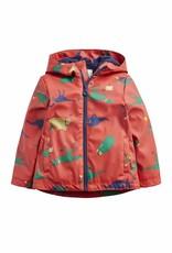 Red Dino Raincoat