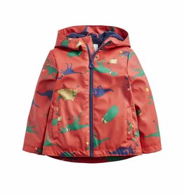 Red Dino Raincoat