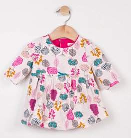 Catimini Pink Floral Print Bubble Dress