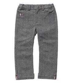 Fore Axel & Hudson Grey Herringbone Pant
