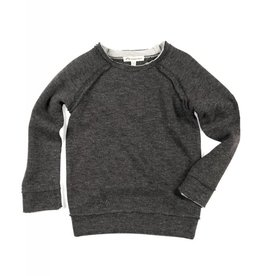 Appaman Charcoal Jackson Roll Neck Sweater