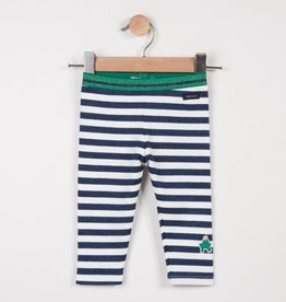 Catimini Blue Stripe Legging