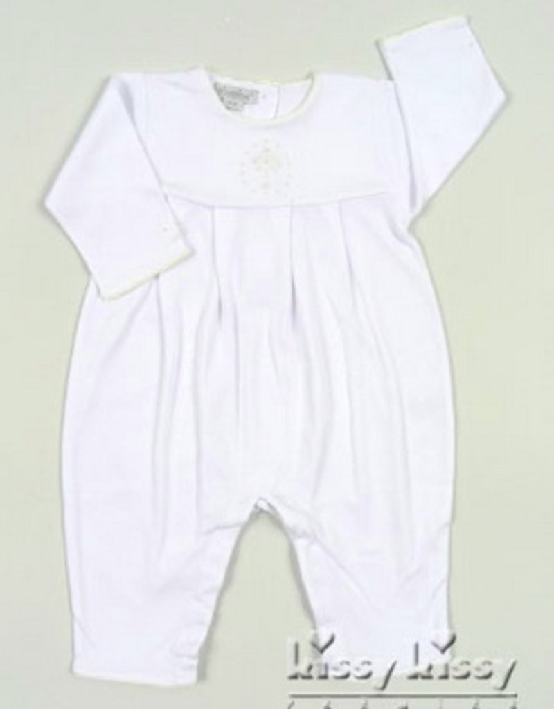 Kissy Kissy Hope's Cross Playsuit