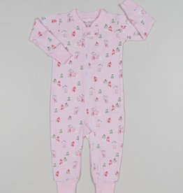 Kissy Kissy Pink Holiday Pajama