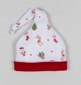 Kissy Kissy Tis the Season Stocking Hat