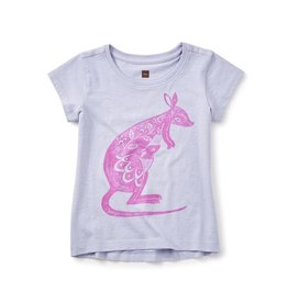 Tea Collection Wallaby Graphic Tee