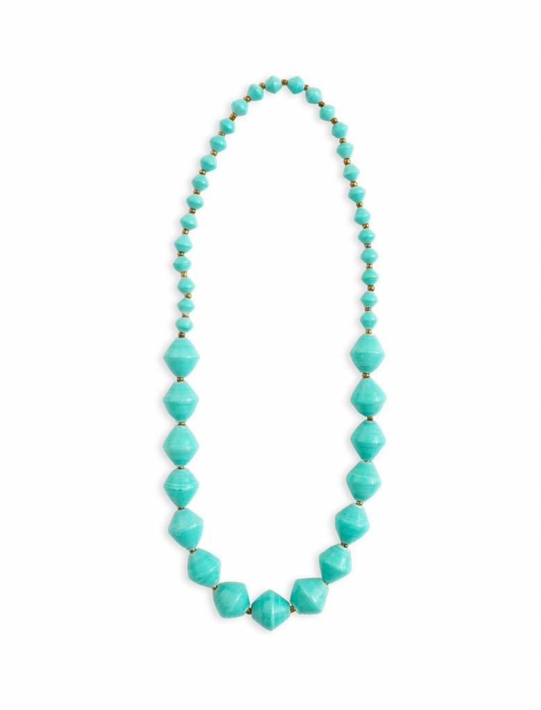 31 Bits Bitsies Necklace - Turquoise
