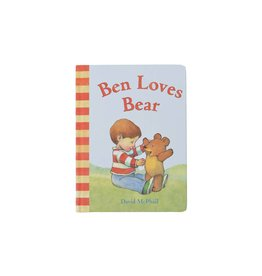 Abrams Publishing Ben Loves Bear