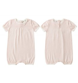 Angel Dear Softest Pink Baby Girl Romper