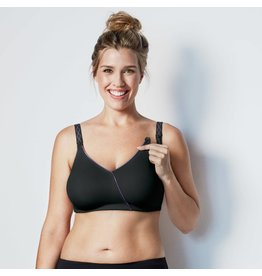 Bravado Essential Embrace Nursing Bra - Black