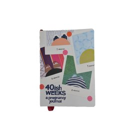 Chronicle Books 40ish Weeks Journal