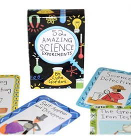 Chronicle Books 52 Amazing Science Experiments