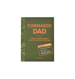 Chronicle Books Commando Dad