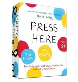 Chronicle Books Press Here: The Game