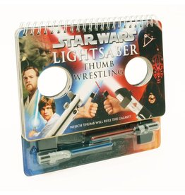 Chronicle Books Star Wars Lightsaber Thumb Wrestling