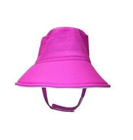 Flap Happy UPF 50+ Sun Hat - Kohala Pink (fits 2+ years)