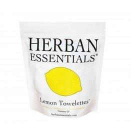 Herban Essentials Herban Essentials - Lemon 20ct