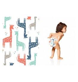 Honest Company Honest Diapers - Multi Giraffe