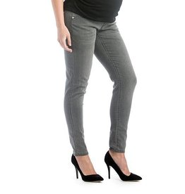 Lilac Maternity Lilac Skinny Denim - Grey
