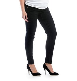 Lilac Maternity Lilac Skinny Denim - Black