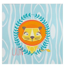 Living 63 Zoo Wall Plaque