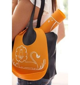 Modern-Twist Bucket Bib - Dandy Lion