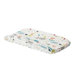 Petit Pehr Organic Changing Pad Cover - Noah's Ark
