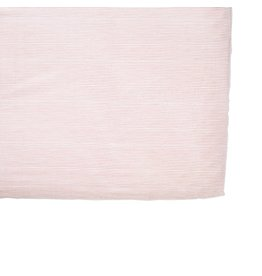 Petit Pehr Organic Crib Sheet - Pink Pencil Stripe