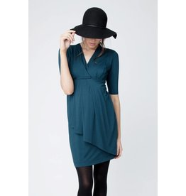 Ripe Maternity Katerina Nursing Dress - Kale