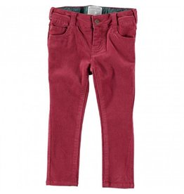 Rockin' Baby Dark Pink Pincord Pants