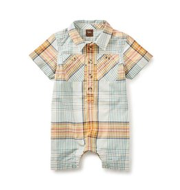 Tea Collection Anzac Buttoned Romper