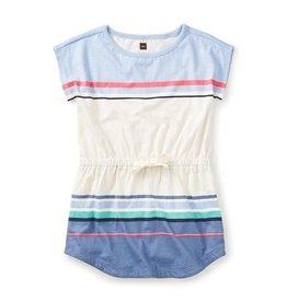 Tea Collection Dee Why Tie-Waist Dress - Lavender