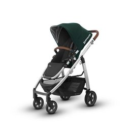 UPPAbaby 2017 CRUZ Stroller Leather Selections