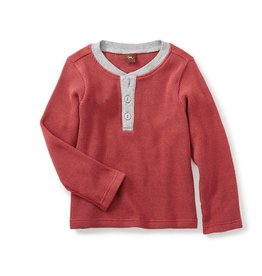 Tea Collection Thermal Henley