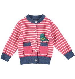 Rockin' Baby Breton Garden Pocket Cardigan