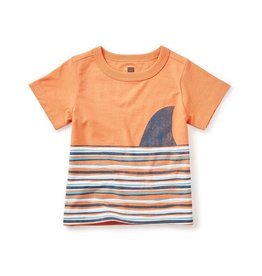 Tea Collection Fin Graphic Tee