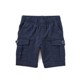 Tea Collection French Terry Cargo Shorts - Heritage