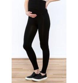 Lux Junkie Maternity Maternity Legging - Black
